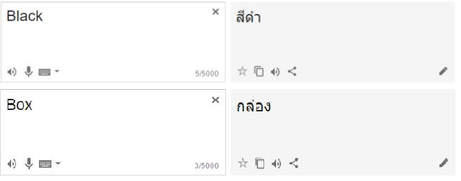 คำแปลของ black box testing